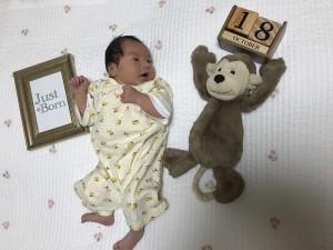 SSさま赤ちゃん